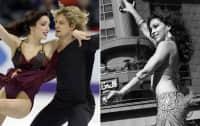 Davis/White 2013-2014赛季 短舞蹈:《窈窕淑女》自由舞:《天方夜谭》