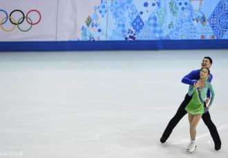 张昊:和彭程是大叔配萝莉 奥运后还将继续叱咤江湖