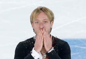 冰王子:四次参加奥运已算成功 主场优势有时帮倒忙