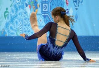 利普尼茨卡娅称不知为何发挥失常 教练:只是失误而已