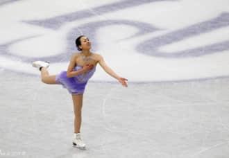 世锦赛女单短节目,浅田真央创女单短节目得分记录
