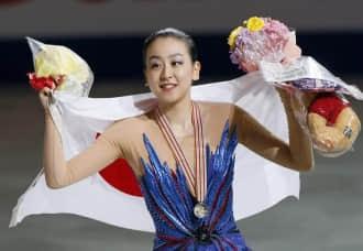 世锦赛女单自由滑 浅田真央时隔四年再夺世界冠军
