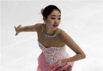 2014全国花滑冠军赛李子君折桂 闫涵退赛宋楠男单登顶